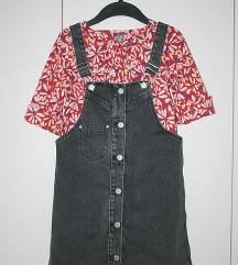 ZARA LOT - traper haljina i bluza 140