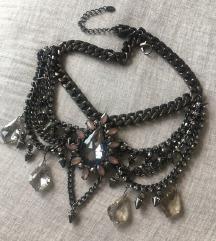 Zara ogrlica, pt uklj