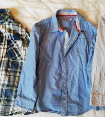 Košulje za dječaka 128