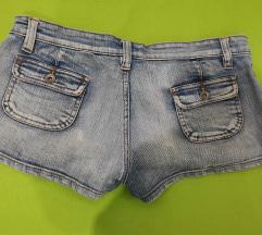 Kratke jeans hlace