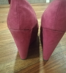Cipele sa punom petom