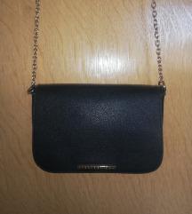 Sinsay torbica sa zlatnim remenom