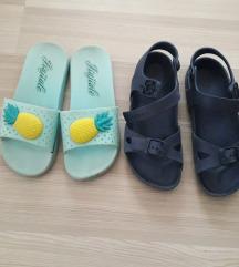 Papuce i sandale