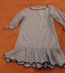 Zara pamucna haljinica