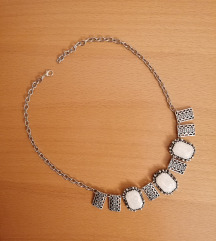 Nova Maš forma unikatna ogrlica (uključena pt)