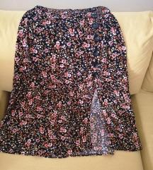 Suknja cvjetna stradivarius