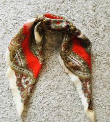 Vintage šarena marama šal