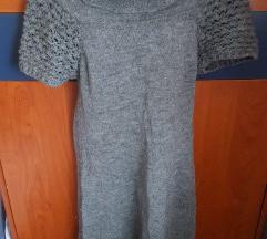 Topla ženska haljina