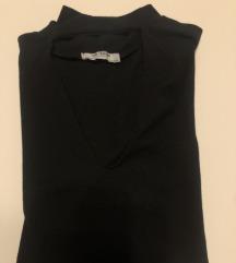 Zara ženska majica s V-izrezom