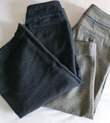 36 X-nation ženske hlače, poluduge