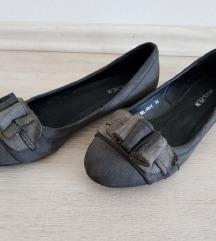 Ženske balerinke cipele, sive, broj 36