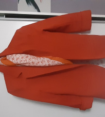 Crveni podstavljeni sako free pack