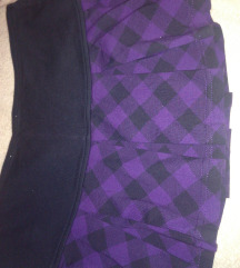 Terranova mini suknjica