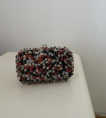 Zara mala clutch torbica