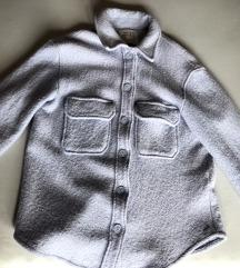 Vunena košulja/jakna
