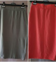 Pencil suknje