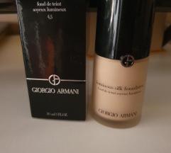 Luminous silk foundation Armani
