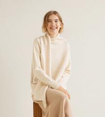 Mango vesta pulover