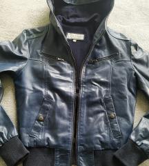 Kožna jakna Bata S