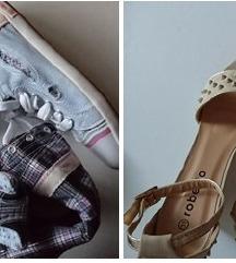 SNIŽENO LOT tenisice+ poklon sandale