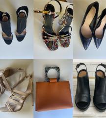 Zara sandale i salonke i torba do 100kn