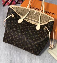 Louis Vuitton torba neverfull GM ORIGINAL