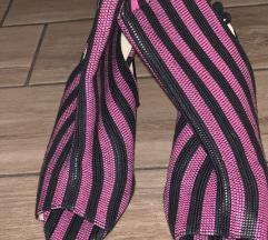 NOVE sandale na petu