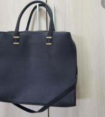 H&M crna torba, SNIŽENO