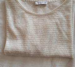 Mango crop pulover kratkih rukava