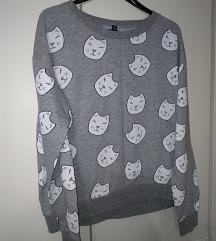 H&M cats majica M