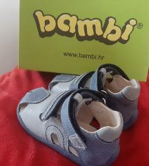 Nove Bambi sandale, uklj.Tisak slanje