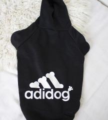Adidog hoodie za pse
