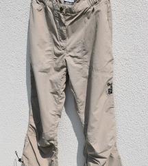 Jack Wolfskin ženske sportske capri hlače