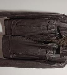 Prava kožna jakna