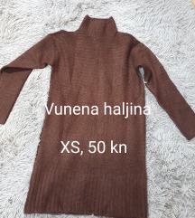 Vunena haljina