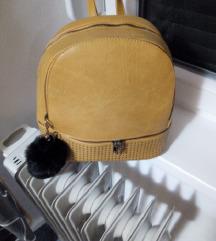 Žuti oker ruksak