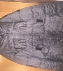Zimska siva jakna