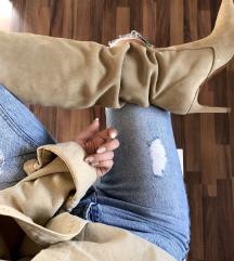 Nove zara cizme do koljena