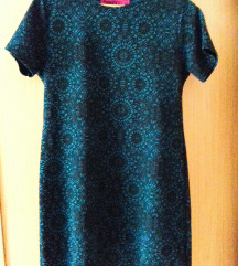 Boohoo vintage retro haljina