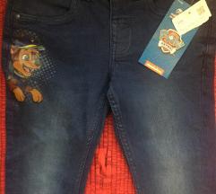 C&A Paw Patrol hlače s etiketom