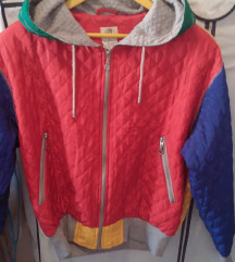 Bomber svilena jakna