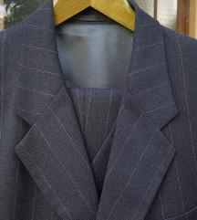Kvalitetno trodjelno odijelo br.48