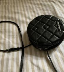 ORGINAL Marc Jacobs crna torbica od prave kože