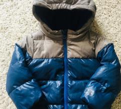 Benetton dječja pernata jakna vel  2god 92cm