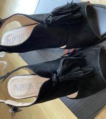 Alpina sandale na petu