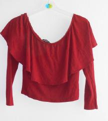 Crvena majica, Bershka