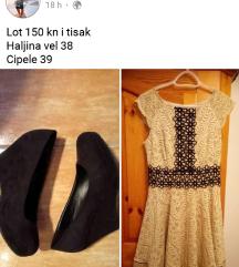 Lot cipele i haljina