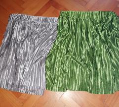 Plisirane suknje