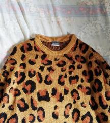 Vesta sa uzorkom leoparda