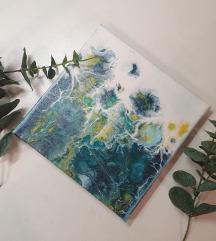 Umjetnička slika - ručno izrađena